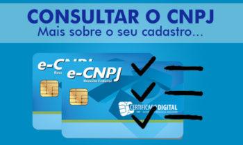 Consultar CNPJ: Sobre o Cadastro Empresarial